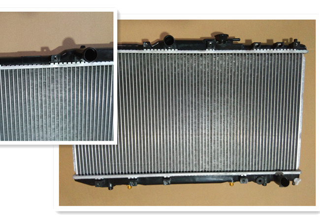 Toyota Corona 96 Super Custom Radiator Toyota Car Radiator Fast / Safe Delivery