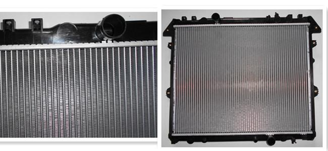 2KD MT Brazing Aluminum Radiator For HILUX VIGO /INNOVA 2006-2009 16400-0L250