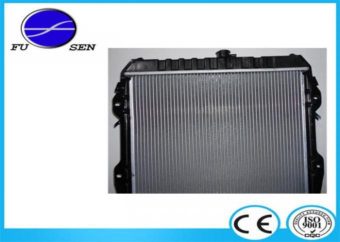 HILUX 84-90 Auto Aluminum Radiator With Transmission Cooler 16400-35370