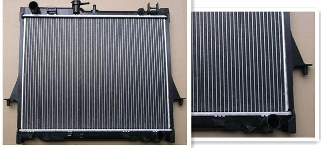 Heat Exchanger Isuzu Radiator Replacement Eco Friendly Material 8973630660
