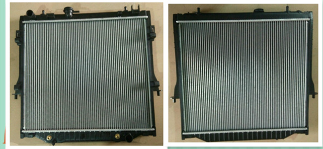 Isuzu Auto Parts Isuzu Radiator Replacement Vehicle Radiator For Cooling System