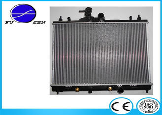 China High Heat Transfer Nissan Car Radiator Cooling Water Radiator PA 380x608x16mm supplier