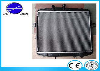 Aluminium Brazing Hyundai Car Radiator Aurto Engine Cooling System Parts