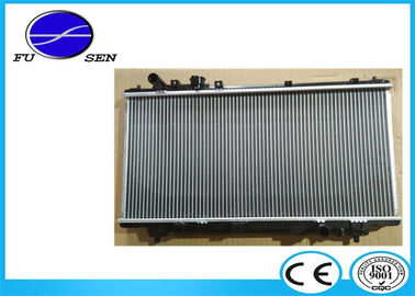 China Auto Aluminum Air Conditioner Radiator For Mazda 323 OEM / ODM Acceptable supplier