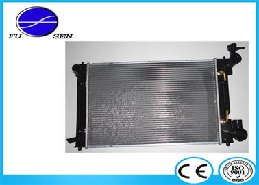 High Efficient AT Toyota Corolla Radiator Car Part Silver Core Color
