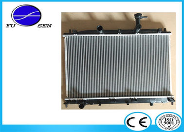 Hyundai Accent Car Aircon Radiator Easy Installation OEM / ODM Acceptable