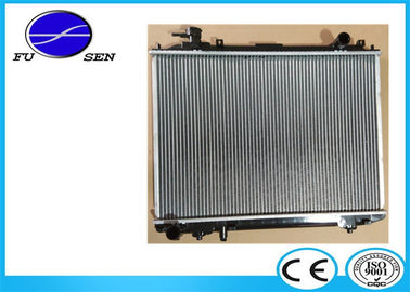 China High Heat Transfer MAZDA B2200 Radiator / Durable Mazda Car Radiator factory