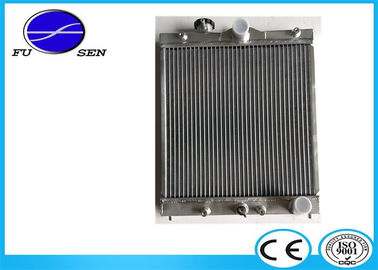 China Mt Aluminium Car Radiators Full Aluminum Radiator Pa 350*348*36 Mm factory