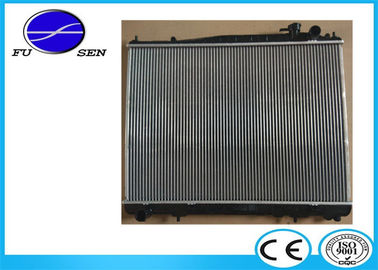 MT Nissan Car Radiator Auto Aluminum Radiator PATHFINDR 97 OEM / ODM Available